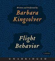 Flight Behavior by Barbara Kingsolver (2012, CD, Unabridged) - €17,86 EUR