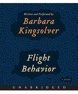 Flight Behavior by Barbara Kingsolver (2012, CD, Unabridged) - $19.95