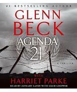 Agenda 21 by Glenn Beck (2012, CD, Unabridged) - $11.95
