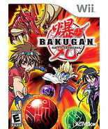 Bakugan Battle Brawlers (Nintendo Wii, 2009) - $12.00