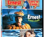Ernest Goes to Camp / Ernest Scared Stupid / Ernest Goes to Jail (Triple Feat...
