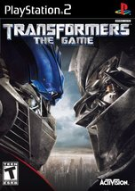 Transformers the Game - PlayStation 2 [PlayStation2] - $11.73