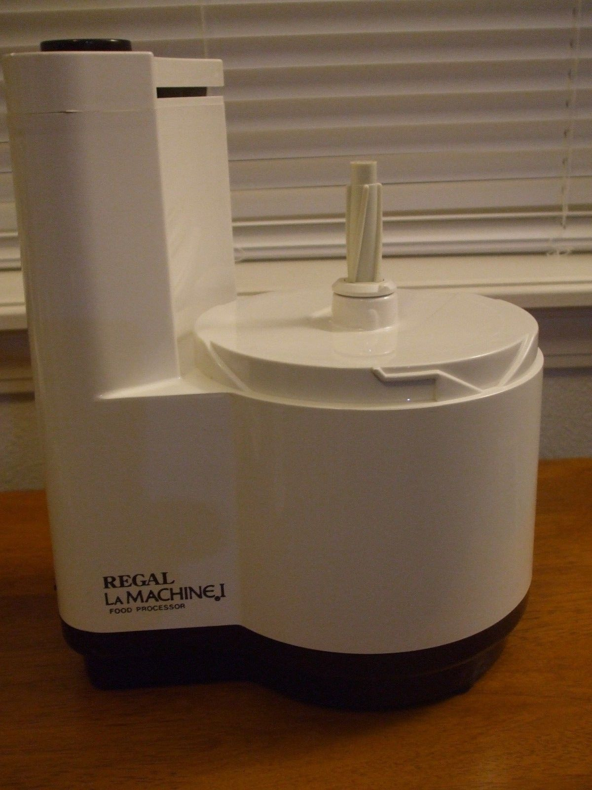 regal la machine 1 food processor parts