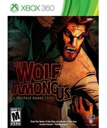 The Wolf Among Us - Xbox 360 [Xbox 360] - $6.33
