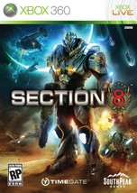 Section 8 - Xbox 360 [Xbox 360] - $6.22