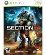 Section 8 - Xbox 360 [Xbox 360] - $4.71