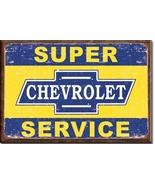 Refrigerator Magnet Chevrolet Super Service - $3.25