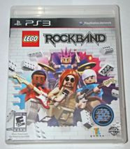 Playstation 3 - LEGO ROCKBAND  (Complete with Manual) - $8.00