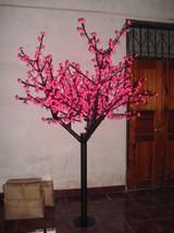 6ft height 864Pcs LED Cherry Blossom Tree Outdoor Wedding Garden Christm... - £191.31 GBP