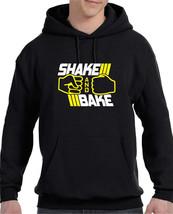 SHAKE AND BAKE HOODIE SWEATSHIRT, TALLADEGA NIGHTS - $31.95+