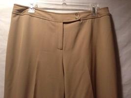 Bandolino Ladies Petite Biege Stretchy Dress Pants Size 12P image 2