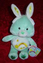 Care Bears Happy Easter Wish Bear with bunny ears Play Along - $10.00
