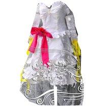 VOCALOID Hatsune Miku cosplay costume Lolita White Wedding Dress - $130.67