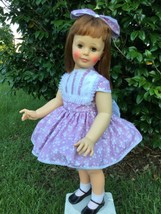 """NEW Dress, Petticoat, Panty, Necklace Ribbon for Patti Playpal or 35"""" - ... - $50.93"""