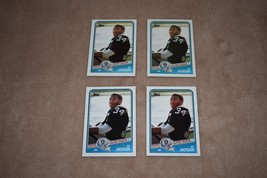 1988 Bo Jackson Topps Super Rookie Card #327 Lot Of 4 Raiders Rc Nfl Bo Knows - $25.23