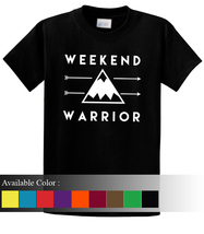 weekend warrior Funny Men's T-Shirt Size S-3xl - $19.00