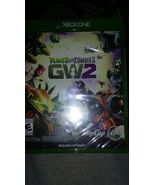 PLANTS Vs. ZOMBIES GW2 (X-Box ONE) NEW! - $30.00
