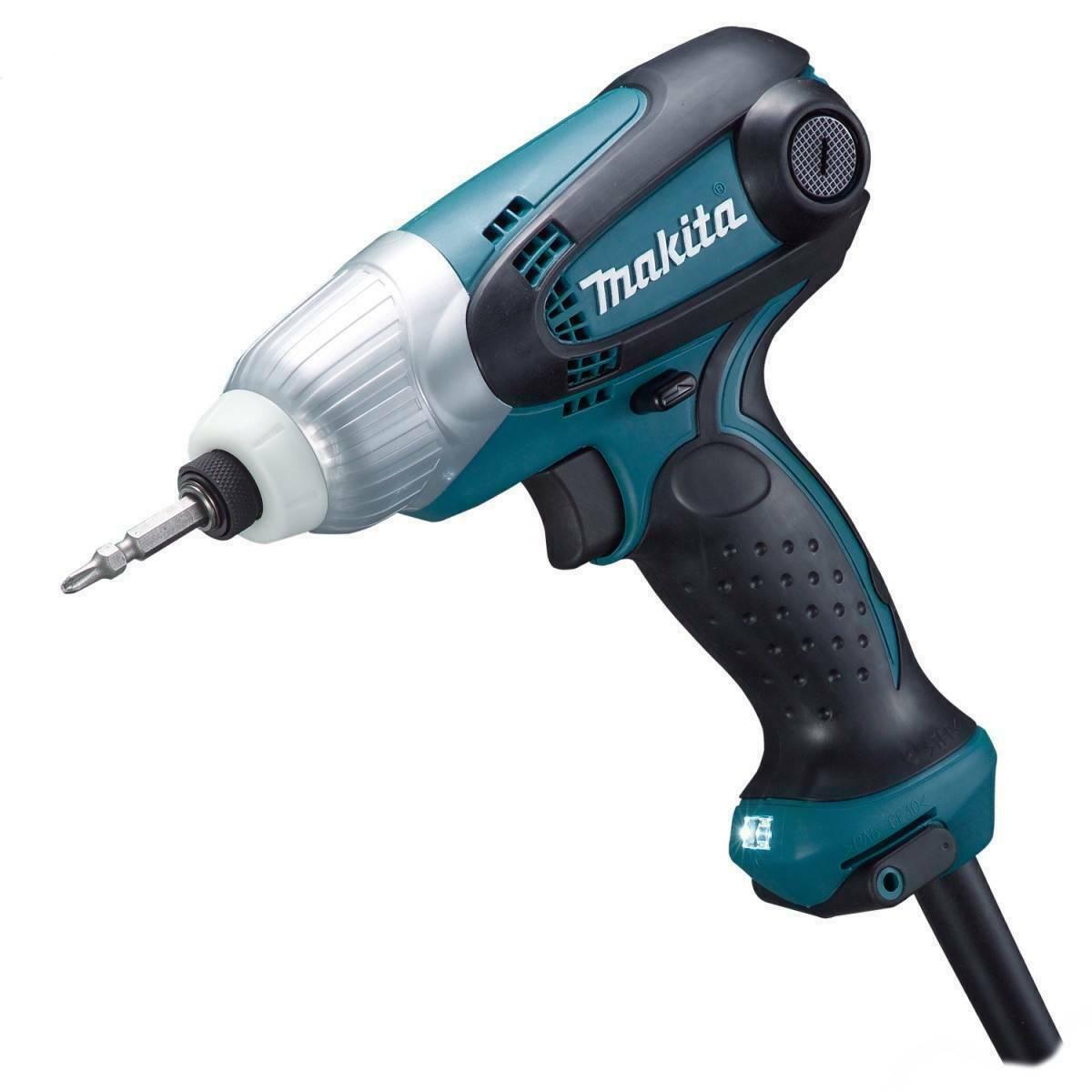 Makita TD0101F Electric Impact Driver Hand Tool 220V 100Nm