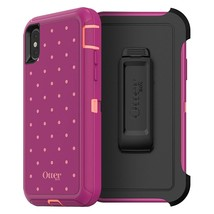 New Authentic OtterBox DEFENDER SERIES Case for iPhone Xs And iPhone X ONLY - $38.60+