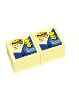 "NEW Post-It Pop-Up Notes Accordion Style Yellow 3 x 3"" 12 Pack /100 Each... - $18.90"