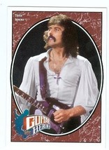 Tommy Iommi trading card (Black Sabbath) 2008 Upper Deck Guitar Heroes #266 - $4.00