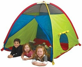 Fun and Easy to Assembly Giant Play Tents for Kids Good for 4 Kids BRAND... - $55.76