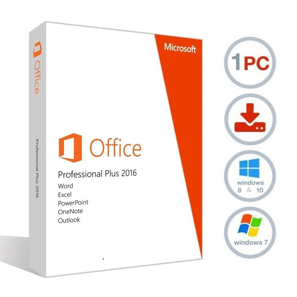Office 2016 Pro 32 64BIT Genuine License Key and 50 similar items