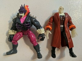 1995 MARVEL COMICS GHOST RIDER LOOSE ACTION FIGURES LOT OF 2 Vengeance B... - $19.39
