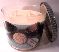 Bath & Body Works 3 wick 14.5 oz Candle   Butterscotch Toffee - $29.99