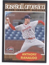 2011 Topps Heritage Minor League Black Border #34 Anthony Ranaudo NM-MT ... - $10.00