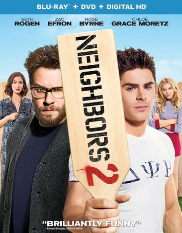 Neighbors 2-Sorority Rising (Blu Ray/DVD W/Digital Hd) (2Discs)