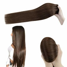 [Special Off] Hetto Clip in Hair Extensions Real Human Hair Full Head Double Wef