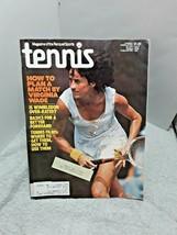 Tennis Magazine July 1978 Virginia Wade - $15.83