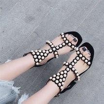Women 2018 New High Women FEDONAS Sh Heeled Bohemian Sandals Summer Brand Suede nC5qgT