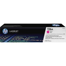 HP 126A Original Toner Cartridge - Single Pack - Laser - Standard Yield ... - $35.93