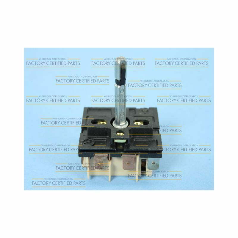 8286070 Whirlpool Cooktop Switchtriple Inf Invens OEM 8286070 - $57.40