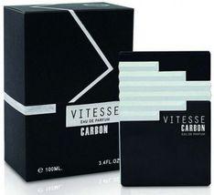 Vitesse carbon for Men by Armaf,  100 ml Eau De Parfum, free shipping. - $34.99