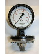 WIKA SealGauge psi & kPA On Commercial Mount psi 0-250 KPA 0-1700 - $29.69