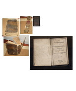 1832 THE NEW TESTAMENT TRANSLATED OUT OF ORGINAL GREEK J.N LEWIS BALTIMORE- - $49.99