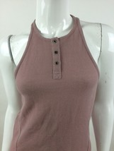 Diesel New Women's T-Dari Sleeveless Top T-Shirt Size L Color Pink - $15.87