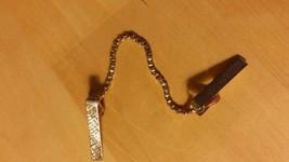 Vintage Gold Tone Tie Clip - $10.39