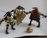 2004 Samurai TMNT Teenage Mutant Ninja Turtles Lot