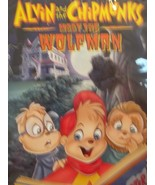 Alvin and the Chipmunks Meet the Wolfman (DVD, 2015)-NEW - $8.90
