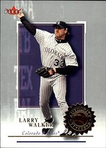 2001 Fleer Authority #59 Larry Walker - $2.49