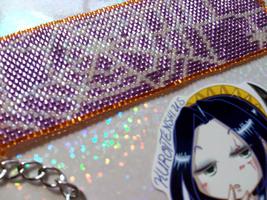 Spiderweb Handmade Flat Bracelet - $60.00