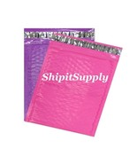 2-500 #0 6.5x10 Poly ( Pink & Purple ) Combo Co... - $3.49 - $93.49