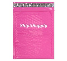 1-500 #0 6x10 Poly ( Pink ) Color Bubble Padded Mailers Fast Shipping - $2.99+
