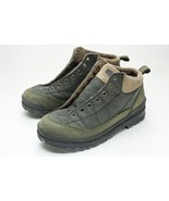 L.L. Bean 8 Gray Hiking Boot Women's - Missing Laces - $56.00