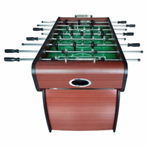 Foosball Game Table Indoor Entertainment Room Wood 54 inches - $490.00