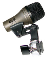 CAD TM 211 CLIP-ON DRUM MICROPHONE FOR TOMS BONGOS NEW FREE SHIP TO 48 S... - $49.97